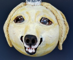 Golden Retriver Ornament