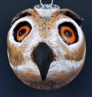Great Horned Owl Ornament